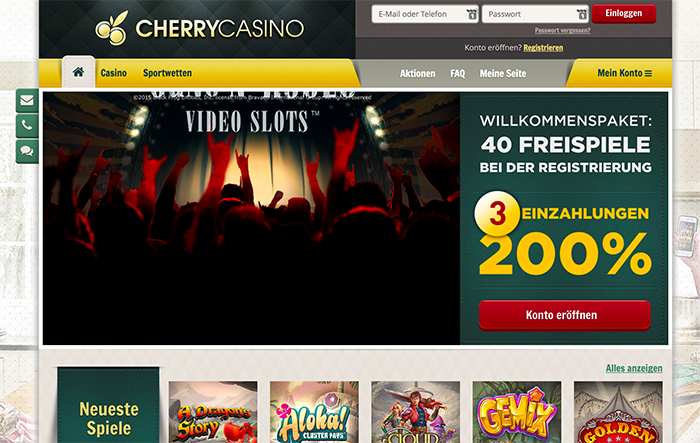online kasino slot spielautomaten